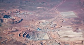 The 5 Largest Gold Mines by the Numbers